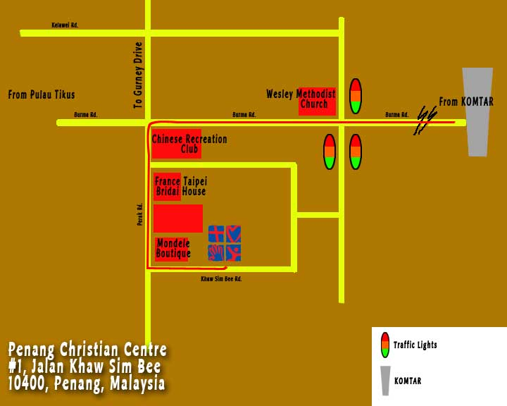 Map to PCC